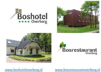 Advertentie A5 - Boshotel Overberg